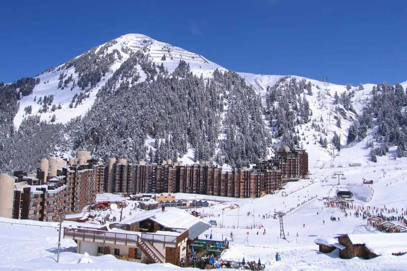 Ski Hire Plagne Bellecote