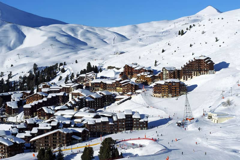 Location de ski Belle Plagne