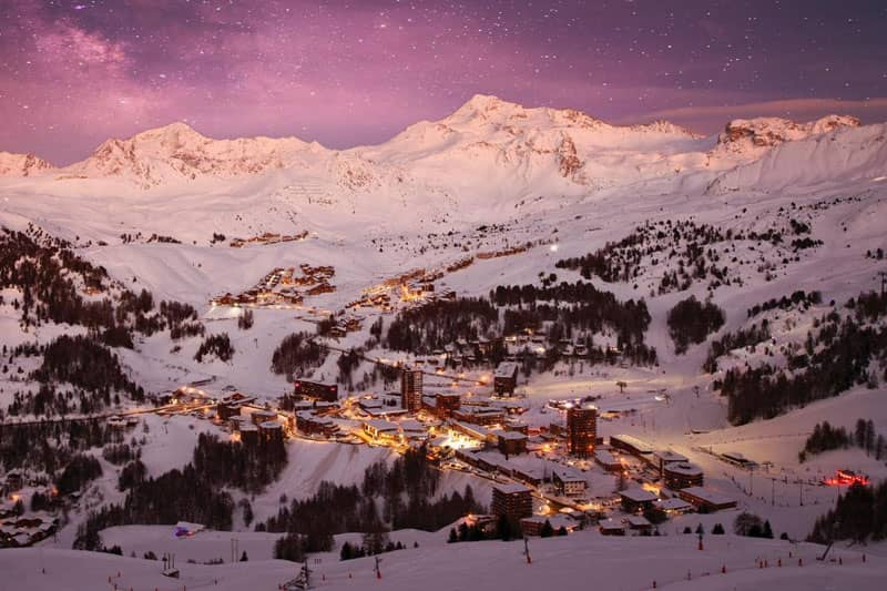 Ski Rental Plagne Center