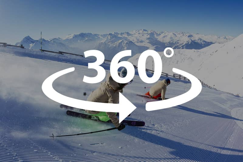 Webcam La Plagne 360